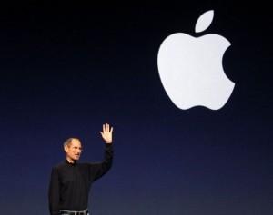 Jobs deja Apple