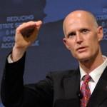 Gobernador de Florida Rick Scoot