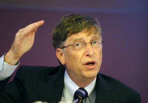 Bill Gates: La pobreza no es excusa para una educacion deficiente