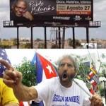 Protestan concierto de Pablo Milanes en Miami