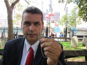 William Rodriguez salvó a mucha gente el 11-S