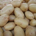 Patatas buenas para la presión arterial
