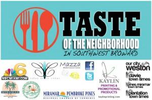 Taste of the neighborhood