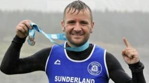 Rob Sloan, maratonista