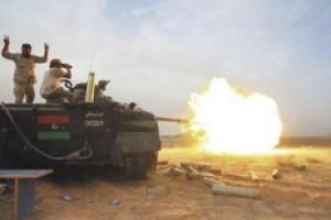Ataques en Sirte