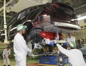 Mejora economía japonesa