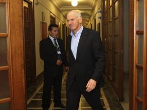 Ministro de Finanzas de Grecia