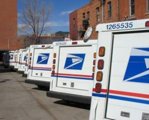Correo Postal en extinción