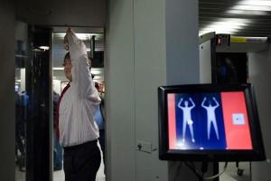 escaners en aeropuertos