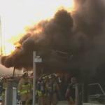 Se incendiaron Yates en Coconut Grove