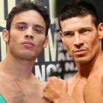 JC Chavez Jr y Maravilla Martinez