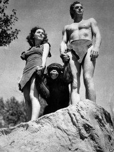 Tarzan y Chita