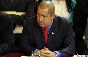 Chávez en Mercosur