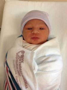 Primer bebe de la Florida 2012