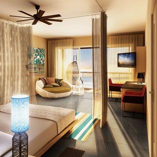 Hotel de lujo en Vieques