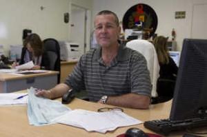 Jorge Márquez, servicios consulares