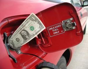 Aumenta la gasolina