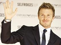 David Beckham lidera la lista de los hombres mas sexis del mundo
