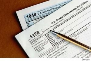planillas de impuestos