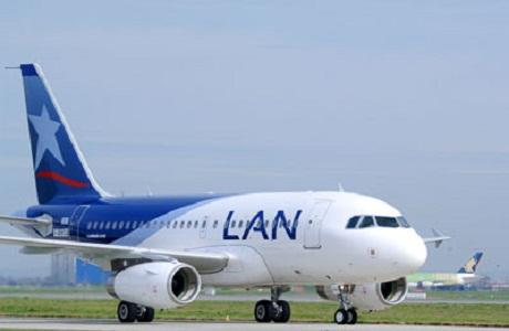 LAN prepara primer vuelo con biocombustible