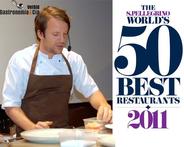 Los 50 mejores restaurantes del mundo en el 2011