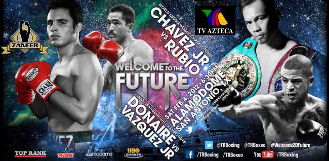 Muy comprometidos Julio César Chavez y Wilfredo Vásquez en sus peleas este sábado