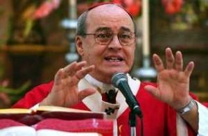 Cardenal Cubano Jaime Ortega