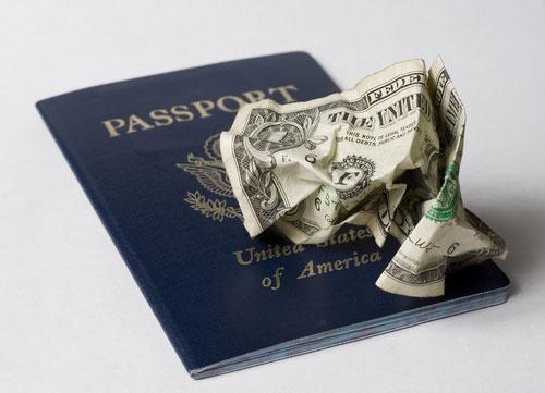 Pasaportes americanos