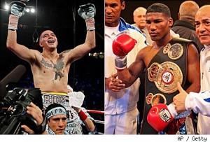 Confirmada pelea Rios y Gamboa