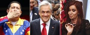 Presidentes de AL