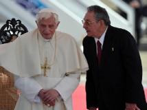 Fidel Castro y el Papa