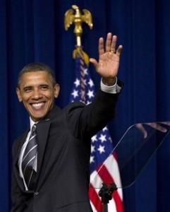 Obama celebra la pascua