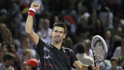 Djokovic, Rey de Miami