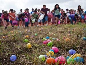 Huevos de Pascua en Texas