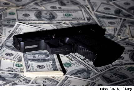 El crimen es un gran negocio