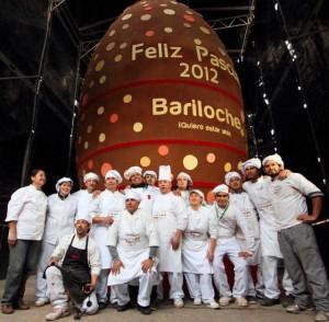 Huevos de Pascua en Bariloche