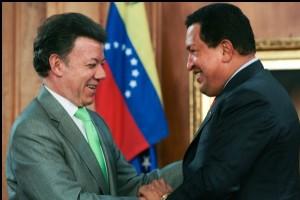 Santos y Chávez