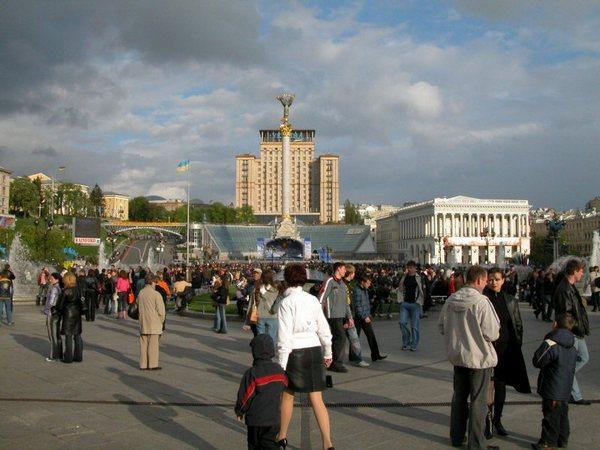Boulevares de Kiev