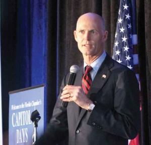 Gobernador Scott