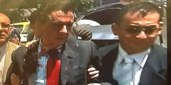 Ex Ministro Londono herido en atentado