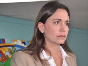 Maria Corina Machado en Miami