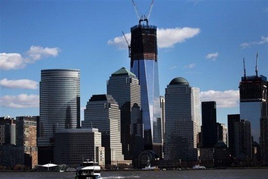 NY tiene su nuevo rascacielos