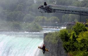Rescate Niagara Falls