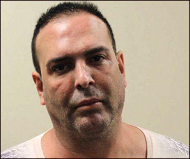 Libre bajo fianza el presentador de TV Frank Cairo