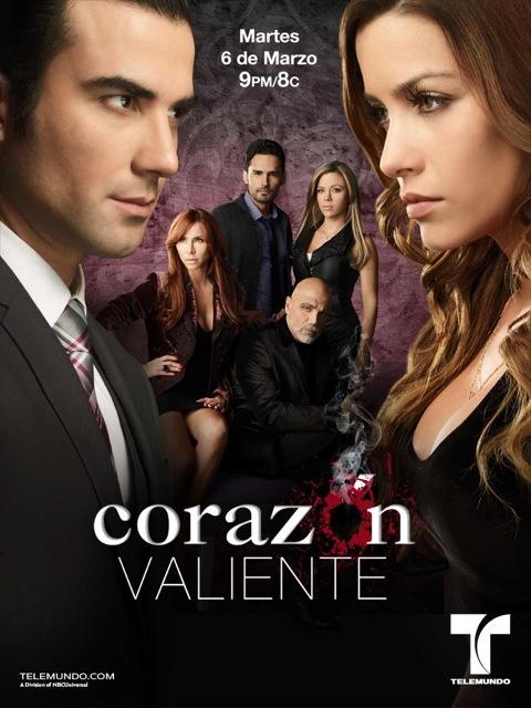 Poster de Corazon Valiente