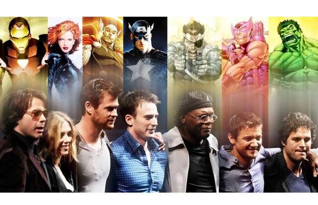 """The Avengers"" superó los 600 millones de dólares en taquilla"