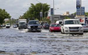 Inundaciones en Maimi-Dade