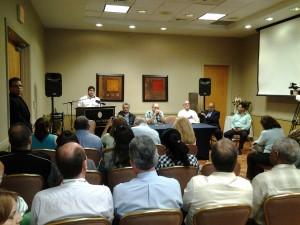 Asamblea de venezolanos en Doral