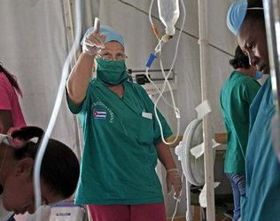 Cólera en Cuba