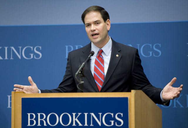 Jeb Bush apoya a Marco Rubio para vicepresidente en la fórmula Romney